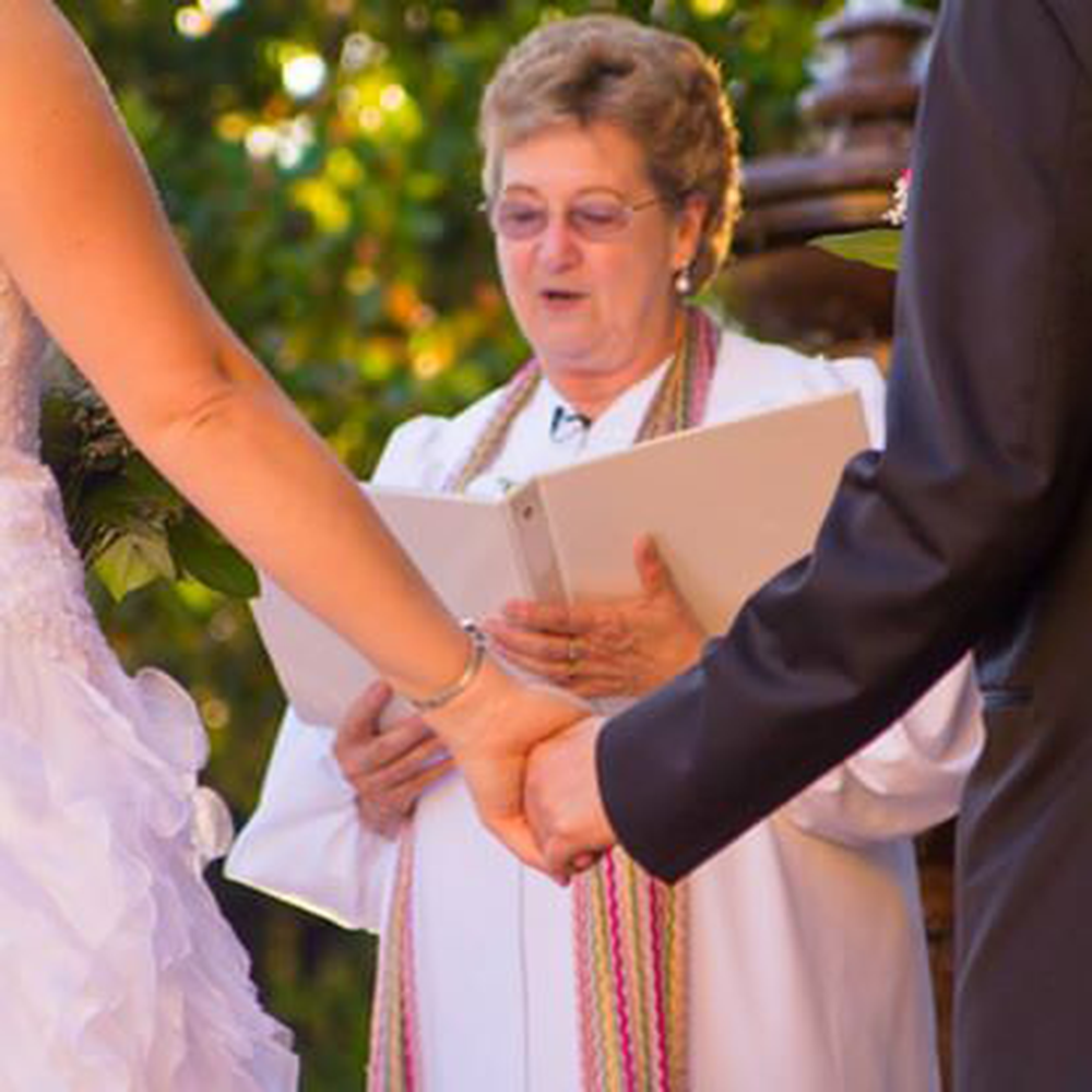 wedding officiant san francisco